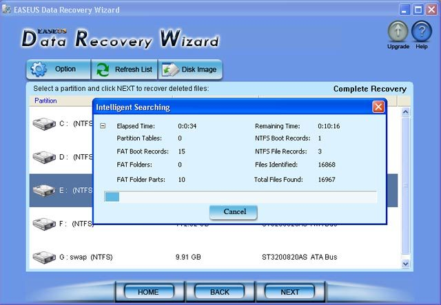 recovery software for pc free download