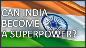 India as an emerging superpower