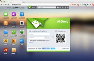 AirDroid App.