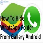 Stop Whatsapp Saving Pictures To Gallery On Android Phone