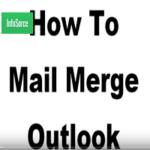 How To Use Mail Merge In Outlook To Send Bulk Email From Gmail