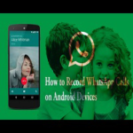 Whatsapp Voice Call Best Recording App Free Download For Android Phone