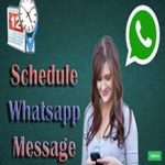 How To Schedule Text Messages For Whatsapp Apk Free Download