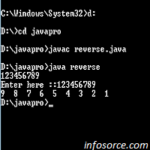 How To Reverse A Number In Java